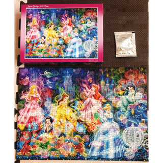 Disney - プリンセス パズル