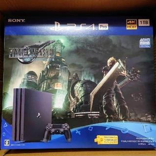 PlayStation4 - 即日発送 美品FF7リメイク