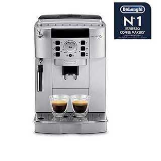 デロンギ全自動コーヒーマシン コンパクト全自動エスプレッソマシン マグニフィカS(エスプレッソマシン)