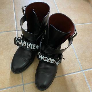 Vivienne Westwood - Vivienne Westwood ブーツ バックル