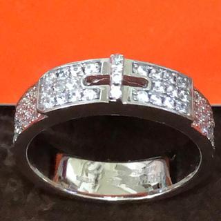 エルメス(Hermes)のエルメス リング 指輪 k18wg (リング(指輪))