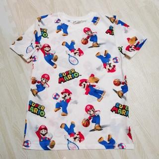 H&M - 新品未使用H&M 135/140 マリオTシャツ