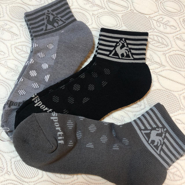 le coq sportif(ルコックスポルティフ)のルコック 靴下 レディースのレッグウェア(ソックス)の商品写真