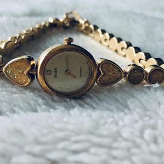アルバ(ALBA)の女性腕時計   ALBA♡♡   電池切れてます( ´͈ ᵕ `͈ )(腕時計)