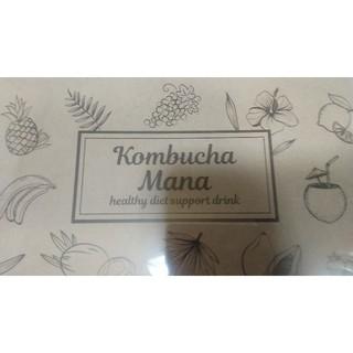 コンブチャマナ kombucha mana 30包(ダイエット食品)