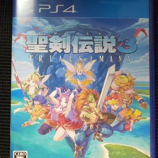PlayStation4 - 聖剣伝説3 トライアルズオブマナ PS4