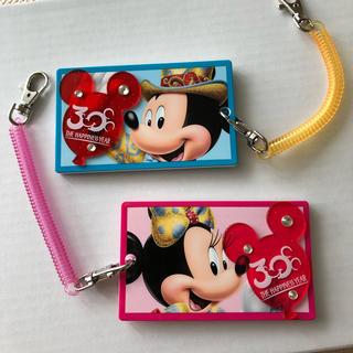 Disney - ディズニーパスポートケースセット