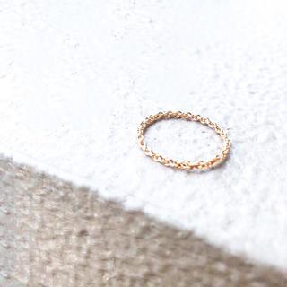 Ameri VINTAGE - [モーニングセール] full moon ring*フルムーン(満月)リング