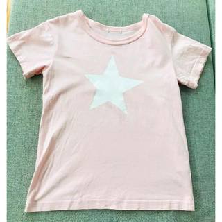 GLOBAL WORK - スター 星柄 Tシャツ キッズ 110 120 130