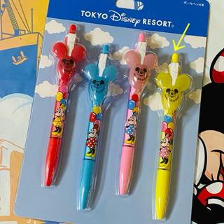 Disney - ディズニーボールペン♡イエロー