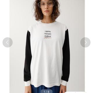 マウジー(moussy)のMOUSSY Tシャツ(Tシャツ(長袖/七分))