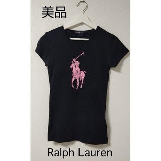 Ralph Lauren - Ralph Lauren  黒  Tシャツ