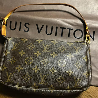 LOUIS VUITTON - ルイヴィトン LOUIS VUITTON モノグラム アクセサリーポーチ