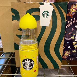 Starbucks Coffee - スターバックス レモンキャップボトル500ml