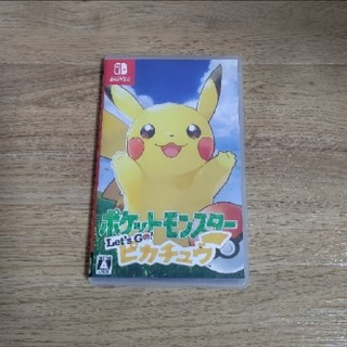 Nintendo Switch - ポケットモンスター Let's Go! ピカチュウ    Switch 任天堂