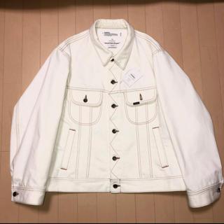 JOHN LAWRENCE SULLIVAN - dairiku 2019aw Non-Wash Denim Jacket