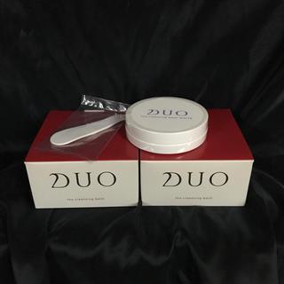 DUO(デュオ) ザ クレンジングバーム(90g) 2セット ミニサイズ付き