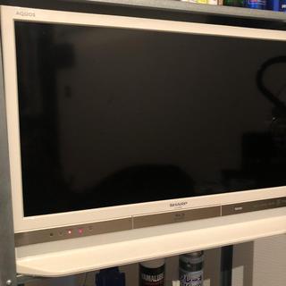AQUOS - 液晶テレビ 24インチ HDD ブルーレイ シャープ SHARP