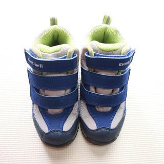 mont bell - モンベル/19cm 登山靴/ブーツ/トレッキングシューズ/mont-bell