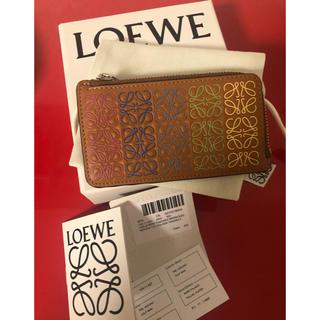 LOEWE - 新品 LOEWE  カードケース コインケース  値下げ不可