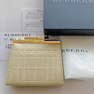 BURBERRY - Burberryバーバリーコインケース