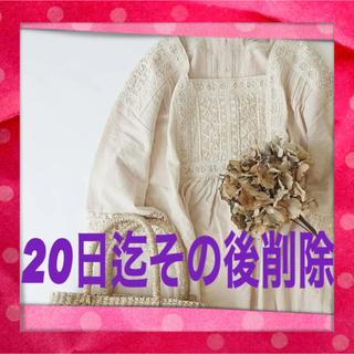 SM2 - ❤️新品タグ付き❤️サマンサモスモス 胸元レースワンピース
