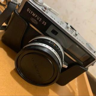 オリンパス(OLYMPUS)のOLYMPUS-35(フィルムカメラ)