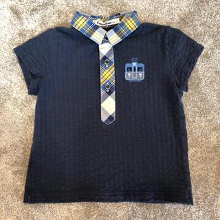 ファミリア(familiar)のファミリア シャツ 90 電車(Tシャツ/カットソー)