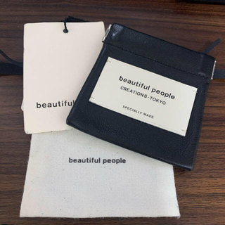 beautiful people - Beautiful  people  コイン/小物ケース 美品