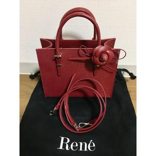 ルネ(René)のRene ルネ バッグ ミラ(ハンドバッグ)