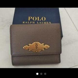 ポロラルフローレン(POLO RALPH LAUREN)の新品 ポロ ラルフローレン財布(財布)