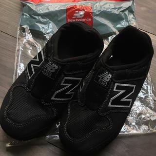 ニューバランス(New Balance)のニューバランス ブラック スリッパ 22.5〜23.5㎝ 室内履き(その他)