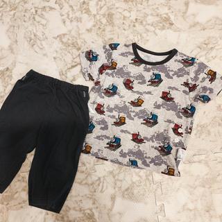 ユニクロ(UNIQLO)のトーマス パジャマ 半袖 ユニクロ 100(パジャマ)