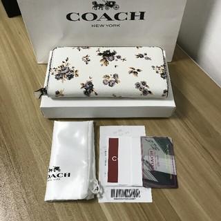 COACH - YKK製ファスナー COACH 長財布 アウトレット商品59014