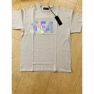 シー(SEA)のWind and Sea Logo Tee グレー(Tシャツ/カットソー(半袖/袖なし))