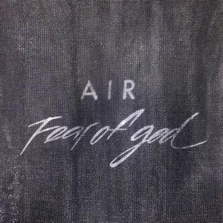 フィアオブゴッド(FEAR OF GOD)のNIKE AIR FEAR OF GOD 1 トートバッグ(トートバッグ)
