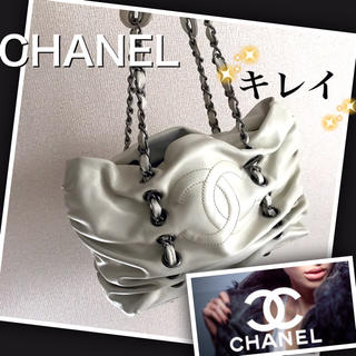 CHANEL - 【美品☆正規品】CHANEL バッグ/チェーン ショルダーバッグ