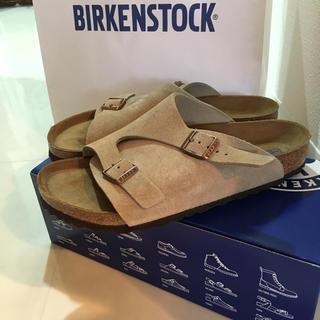 BIRKENSTOCK - お値下げしました!ビルケンシュトック/チューリッヒ/39