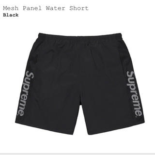 Supreme - Mesh Panel Water Short