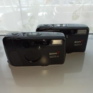 キョウセラ(京セラ)のKyocera SlimT 2台 (フィルムカメラ)