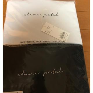 トゥデイフル(TODAYFUL)の《midori様専用》【新品・未使用】クラネペタル  パックTシャツ (Tシャツ(半袖/袖なし))