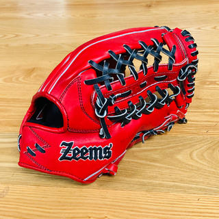 Zeems - ジームス  ZEEMS 2019限定モデル 軟式 外野手用 グラブ