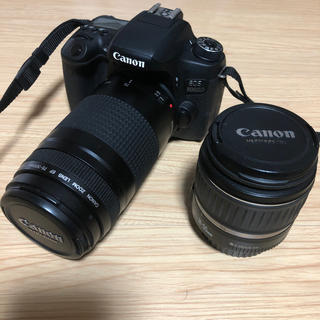 キヤノン(Canon)のCanon 8000D ダブルズームキット(デジタル一眼)