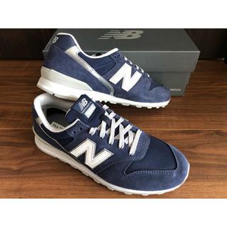 New Balance - ニューバランス wl996 / 25cm/ネイビー/新品未使用