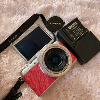 Panasonic - Panasonic パナソニック LUMIX GF7 ミラーレス一眼