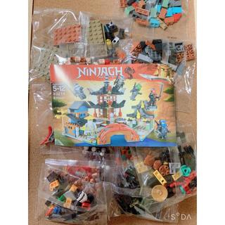 海外版 ニンジャゴー LEGO ブロック アメトイ アメキャラ コレクション(キャラクターグッズ)