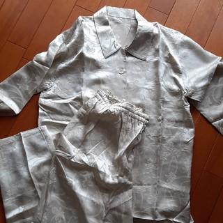 【未使用】シルクパジャマ