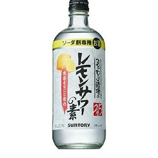 れんさん1231様専用 こだわり酒場のレモンサワーの素500ml(リキュール/果実酒)