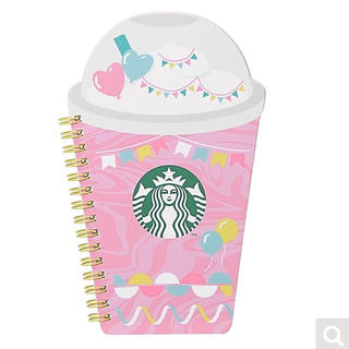 Starbucks Coffee - 新品未使用💕スタバ💕リングノート