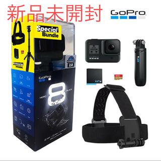 GoPro - GOPRO アクションカメラ HERO 8 Black 限定ボックスセット